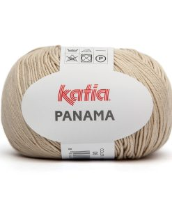 yarn-wool-panama-knit-cotton-bottle-green-spring-summer-katia-28-g